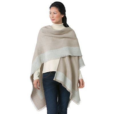 Fraas Colorblock Reversible Wrap