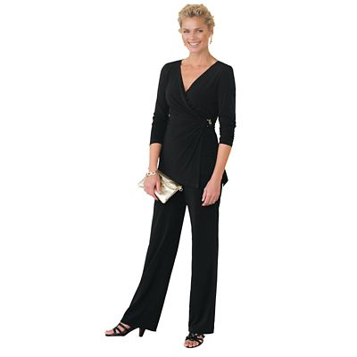 Original Fit Walkabout Knit Helena Pants Set