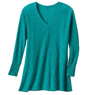 Samantha Brown Sonora V-Neck Sweater