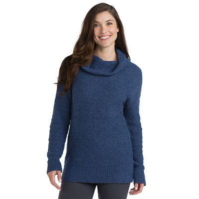 Boucle Cowlneck Tunic