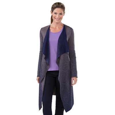 Samantha Brown Reversible Duster