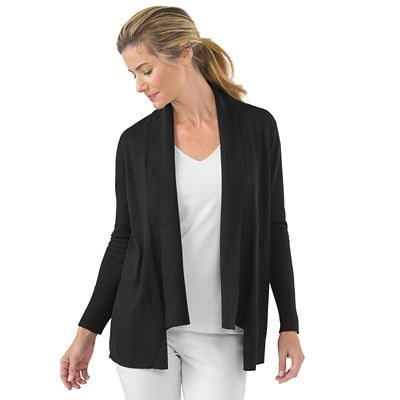 Women's Duet Open Cardigan