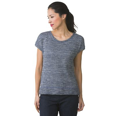 Isa Cap Sleeve Sweater