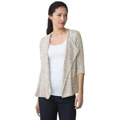 Women's Ginger Speckle Cardigan