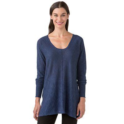 Lightweight Sweater Tunic