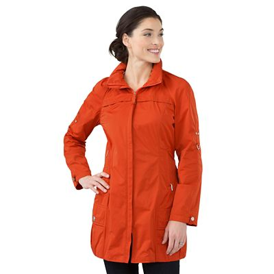 Convertible-Sleeve Slicker