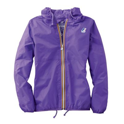 K-Way Claudette Women's Rain Jacket