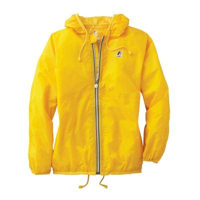 K-Way Claudette Women's Rain Jacket