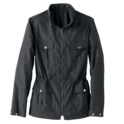 Convertible 4-Way Vest/Jacket