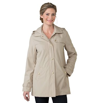 Women's Weatherproof® Mac Raincoat