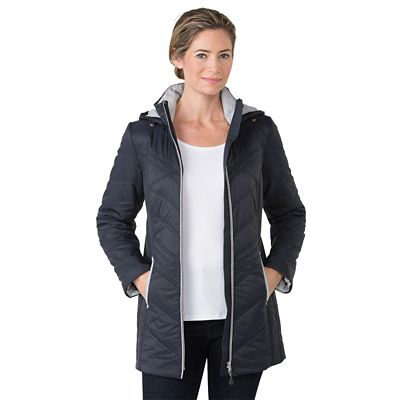 Pacifica Quilted Parka