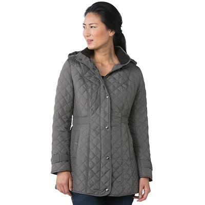 Plus Size Weatherproof Wayfinder Quilted Coat
