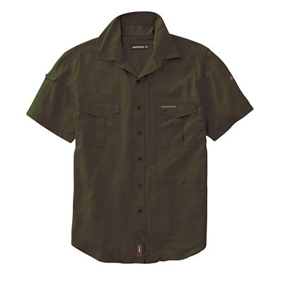 Craghoppers NosiLife Short-Sleeved Shirt