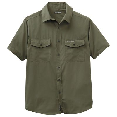 Men's Craghoppers Kiwi Short-Sleeved Shirt