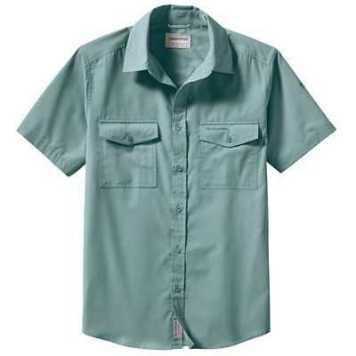Men's Craghoppers Kiwi Short-Sleeved Shirt