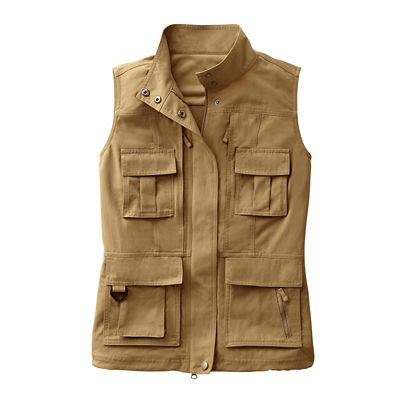 Women's 15-Pocket Voyager Vest