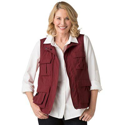 Women's 15-Pocket Voyager Vest
