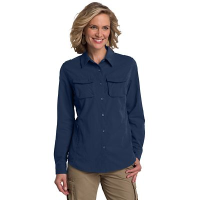 Plus Size Women's Voyager Shirt