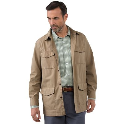 Urban Voyager Shirt Jacket