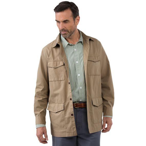 Safari Jackets And Bush Jackets