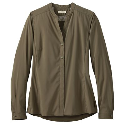 Women's ExOfficio Safari Shirt