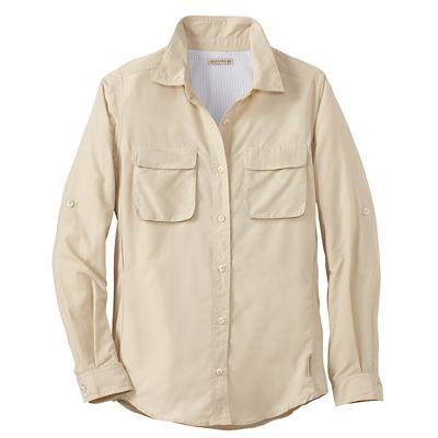 Women's ExOfficio Air Strip Shirt