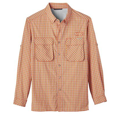 Men's ExOfficio Air Strip Micro Plaid Shirt