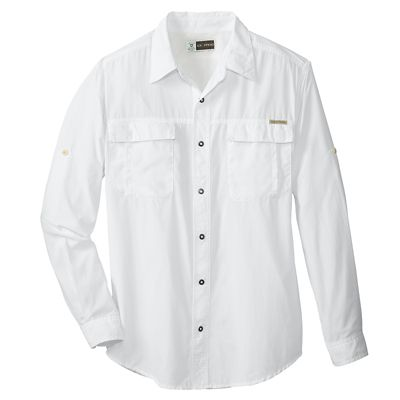Men's ExOfficio BugsAway Halo Shirt