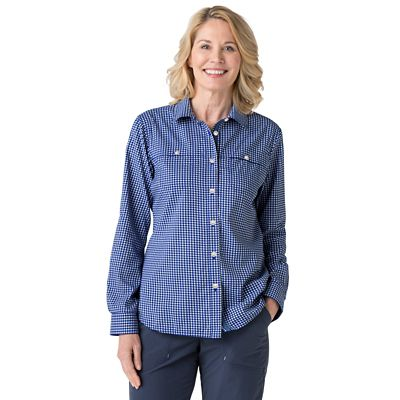 Women's Featherweight Gingham Shirt