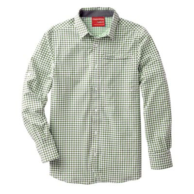 Men's Craghoppers NosiLife Luas Long-Sleeved Shirt