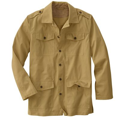 Urban Adventurer Shirt Jacket