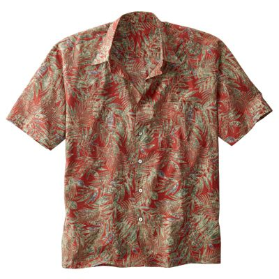 Tori Richard Classic Leafeon Hawaiian Shirt