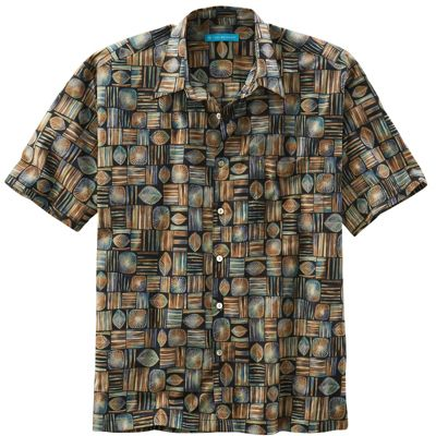 Tori Richard Picnic Hawaiian Shirt