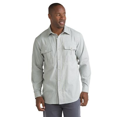 Uber-Utility Checked Shirt