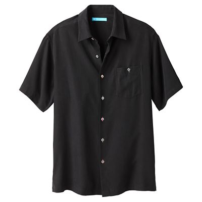 Tori Richard Stand Up Guy Silk-Blend Shirt