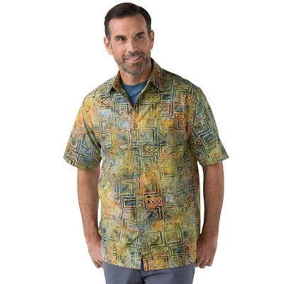 Batik Tropical Shirt