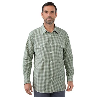 Uber-Utility Plaid Shirt