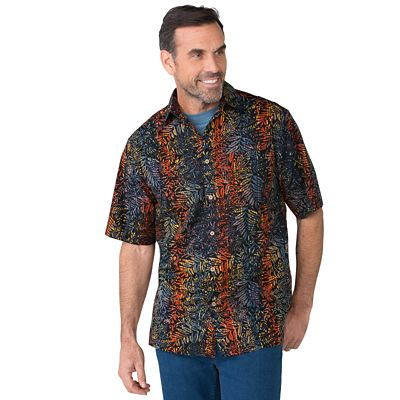 Batik Java Shirt