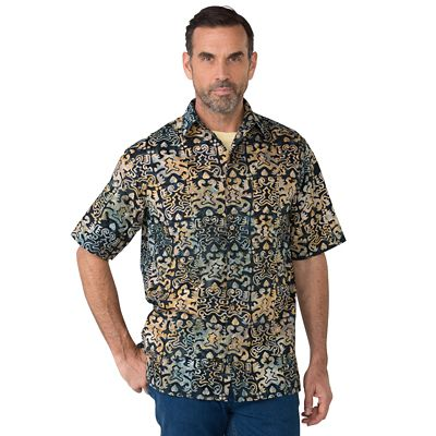 Men's Batik Indonesia Shirt
