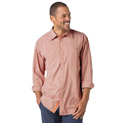Men's Featherweight Gingham Shirt