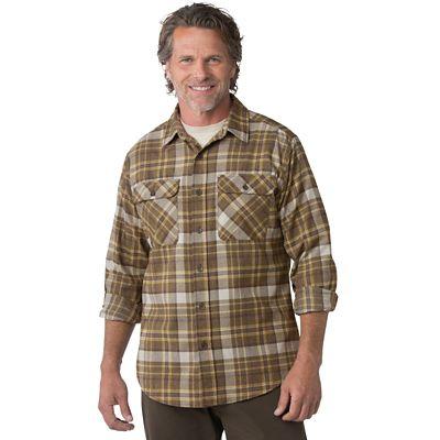 Royal Robbins Performance Flannel Plaid Shirt