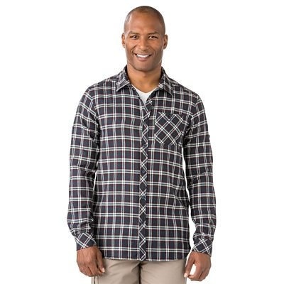 Brigden Craghoppers Check Shirt