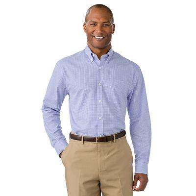Cutter & Buck Epic Easy-Care Tattersall Shirt