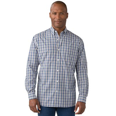 Cutter & Buck Epic Easy-Care Grant Plaid Shirt