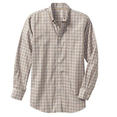 Enro Non-Iron Tanner Check Shirt