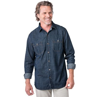 Weatherproof Denim Shirt