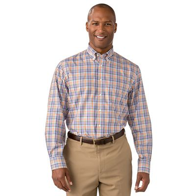 Enro Non-Iron Bristol Royal Oxford Check Shirt