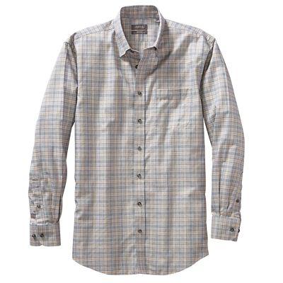 Enro Non-Iron Country Gentleman Plaid Shirt