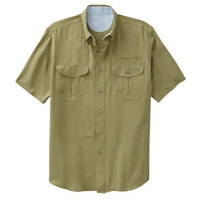 Hemisphere Original Short-Sleeved Shirt