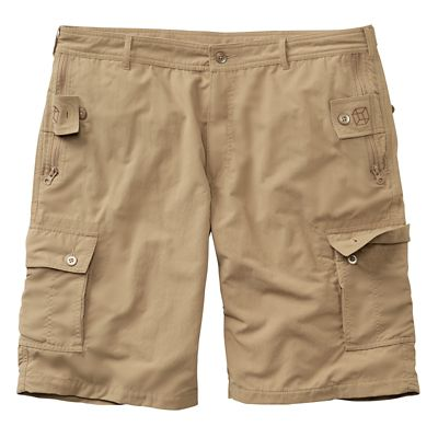 Pickpocket-Proof Shorts